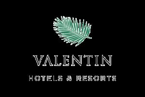 Logo de Valentin Hotels